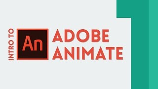 Intro to Adobe Animate [Part 1] | Tutorial
