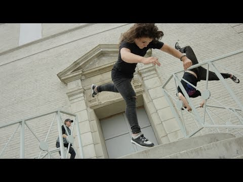 Kicked Out Of Beverly Hills High School (NEW #Under24hrVidz Making Of Parkour Video)