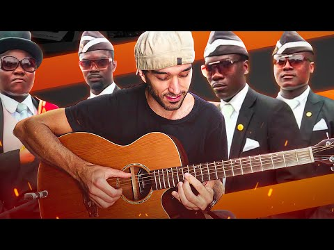 Meme do Caixão  Cover Fingerstyle  Tony Igy - Astronomia