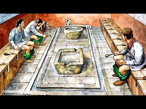 10 Crazy Things Ancient People Actually Did