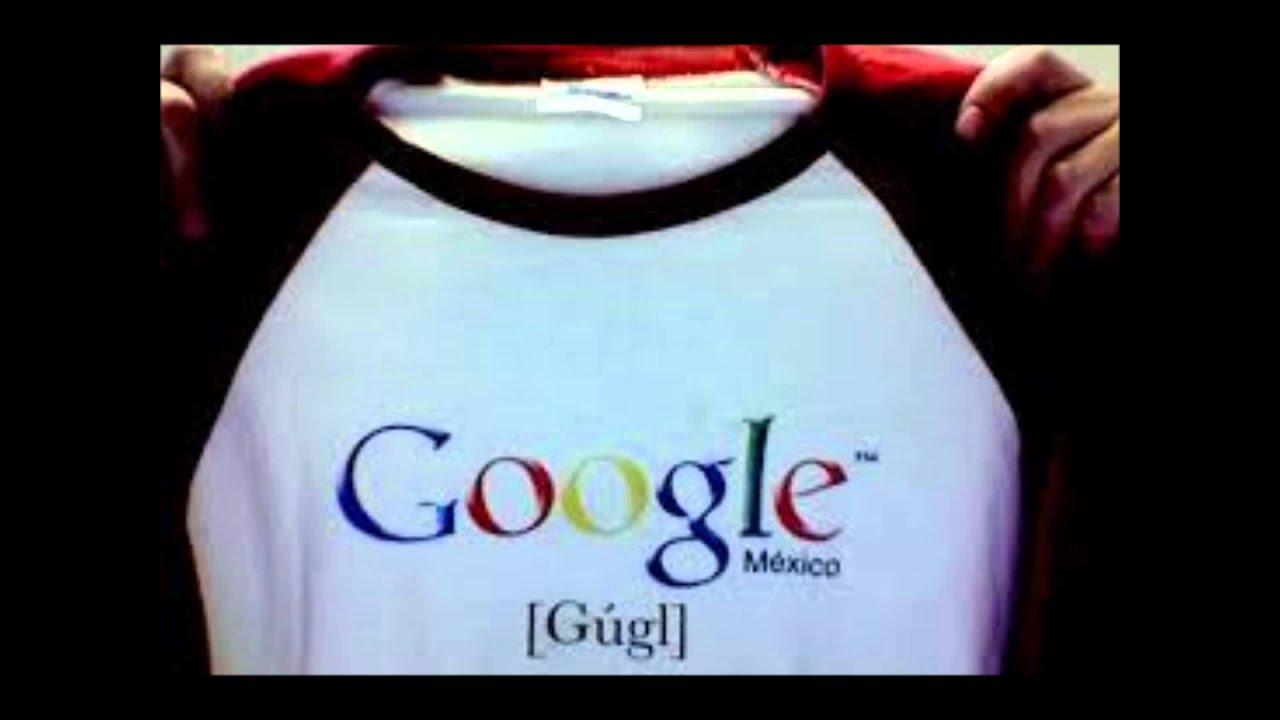 Como se pronuncia google
