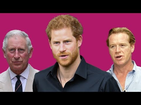 Secretly Prince Harry's father: truth or fiction?