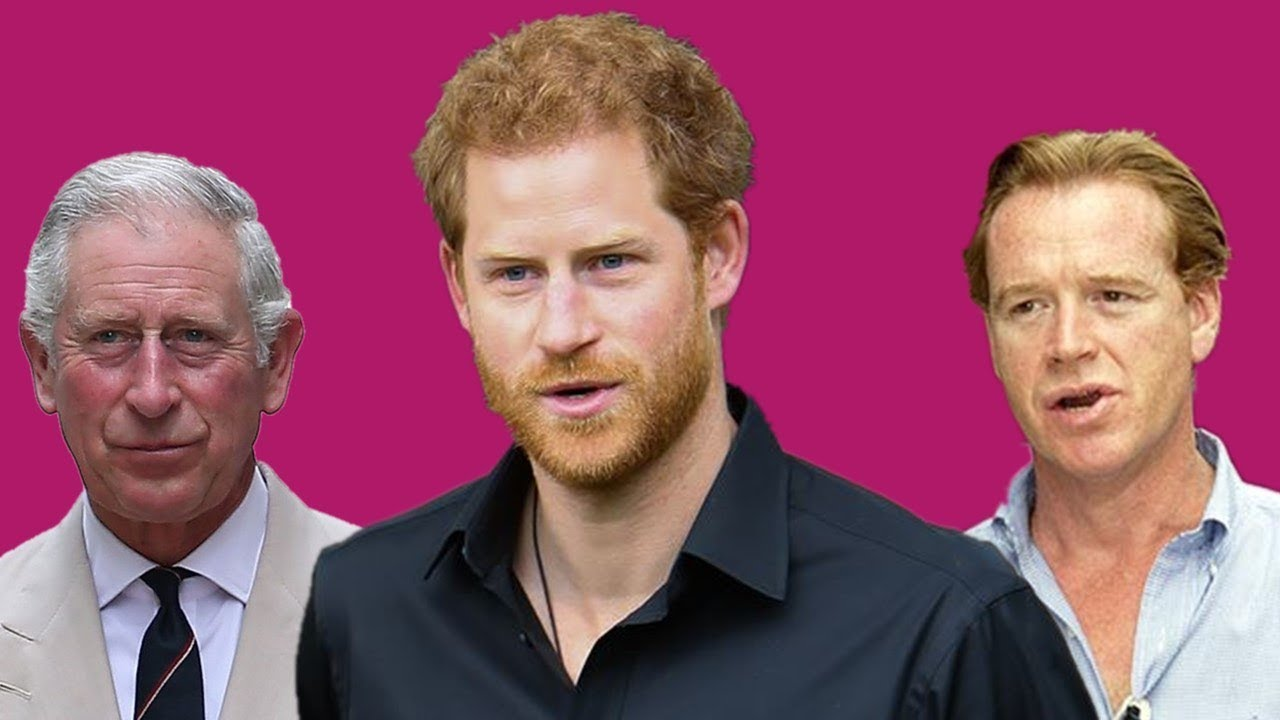 Secretly Prince Harry's ...
