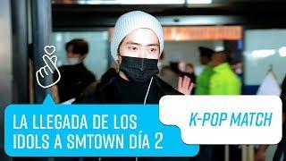 Llegada de los Idols de SMTOWN a Chile Día 2 | K-Pop Match