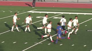 2020 Hilmar High Boys Soccer Section Finals