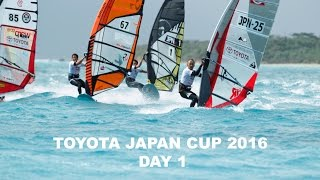 TOYOTA JAPAN CUP 2016 DAY 1