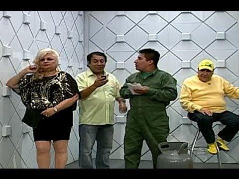 El Especial del Humor: Los cómicos del 'Especial del Humor' hicieron de las suyas con Vicky Jiménez