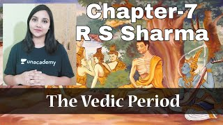 Rigvedic & Later Vedic Era Difference Chapter-7 R S Sharma