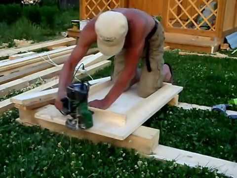 Беседки для дачи и сада строительство беседок из дерева