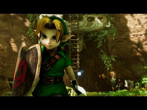 Unreal Engine 4 [4.21] Zelda Ocarina Of Time V3.0 + Download link