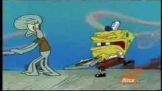 Spongebob-Pizza delivery-Krazy Clutz