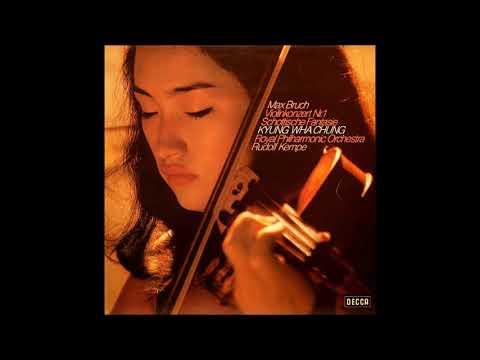 Max Bruch : Schottische Fantasie for violin and orchestra Op. 46 (1880)