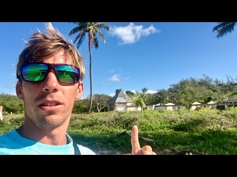 WTH Is this Place?!? Abandoned Compound in the Bahamas?