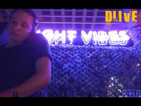"Amir Sharara LIVE stream - Night Vibes ""Egyptian Showcase"" night - Dubai"
