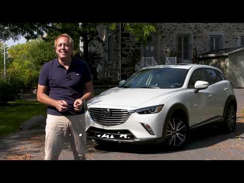 Mazda CX- 3: Meilleur Achat de sa catégorie par Le Guide de l'Auto 2018