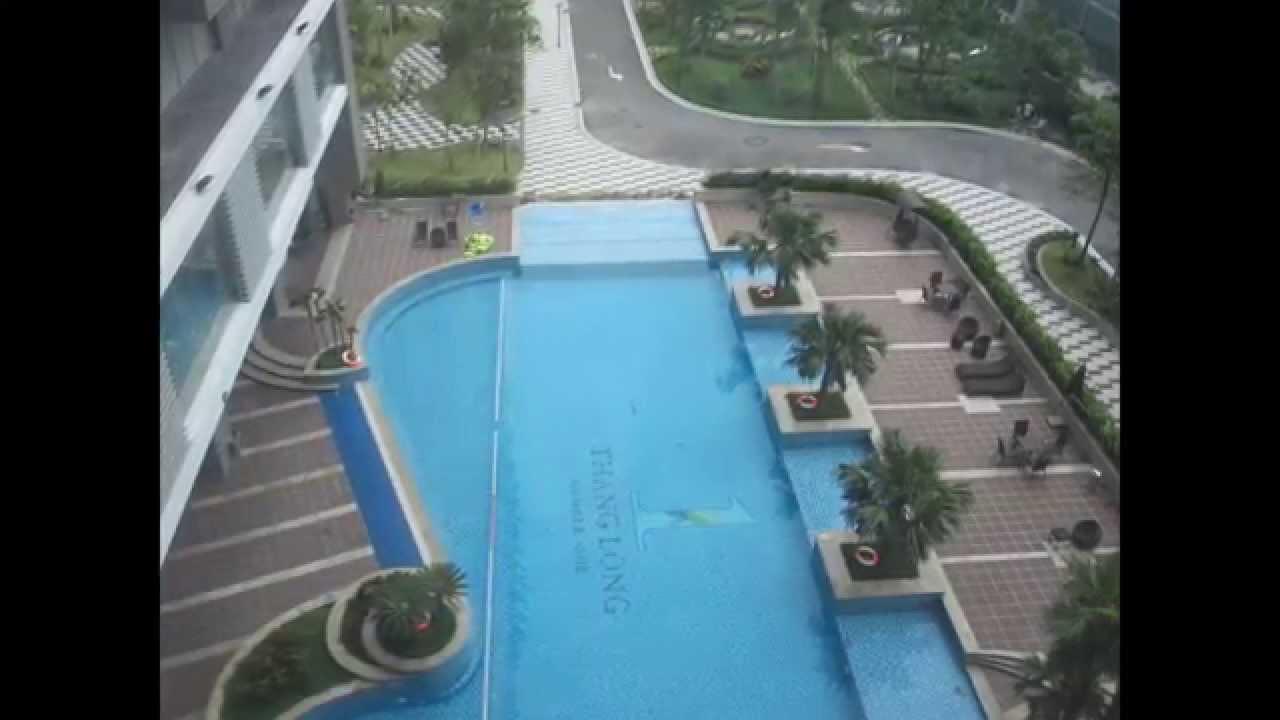 Cho thuê chung cư THĂNG LONG NUMBER ONE – Đại lộ Thăng Long
