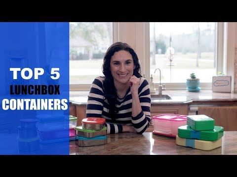 The Best Lunchbox Containers | Top 5 Picks