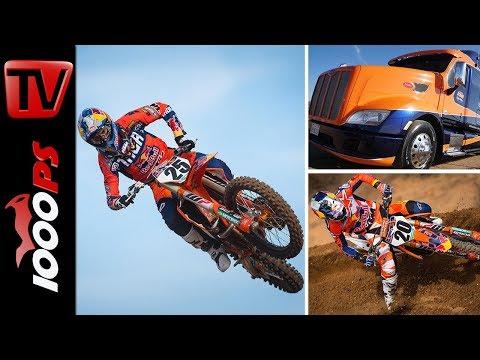 KTM rockt die Millionen Liga - Supercross USA