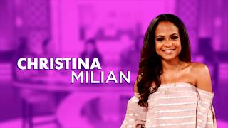 Friday on 'The Real': Christina Milian