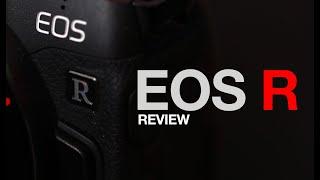 캐논 EOS R 리뷰 :  와신상담   #EOSR