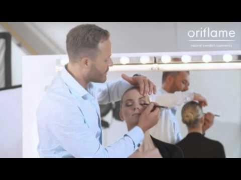 Уроки макияжа от Йонаса Врамеля 5 Тени