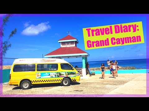Travel Diary: GRAND CAYMAN (Carnival Cruise)
