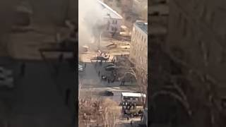В Пионерском районе сгорел автобус