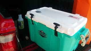 BEST AMERICAN MADE COOLER COMPANY IN MY OPINION.