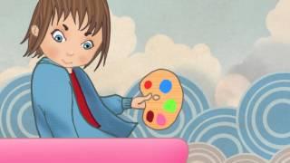 Мультик про Настуню і комп'ютер | Мультфільми для дітей українською мовою