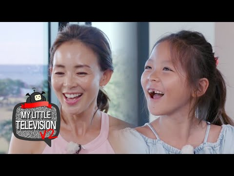 Shiho's Home Yoga With Sa Rang~❤️ [My Little Television 2 Ep 9]