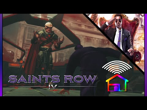 Saints Row IV Review - ColourShed