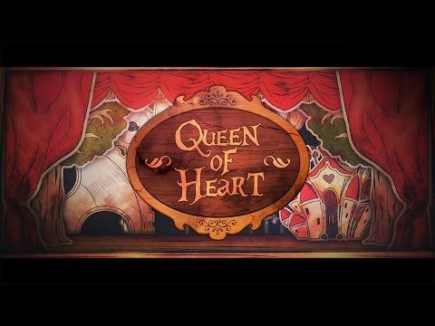 【Nightcore】→ Queen Of Hearts || Lyrics