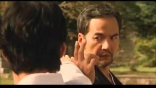 空手映画「黒帯」メイキング karate movie 「kuro-obi」making