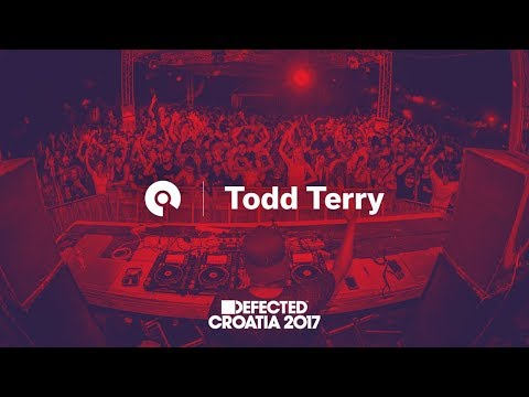 Todd Terry @ Defected Croatia 2017 (BE-AT.TV)