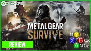 Metal Gear Survive Review - THE GAME IS A MESS