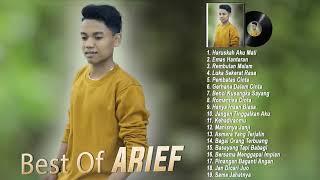 Arief Full Album Terbaik 2021 Haruskah Aku Mati Emas Hantaran Rembulan Malam Dll MP3