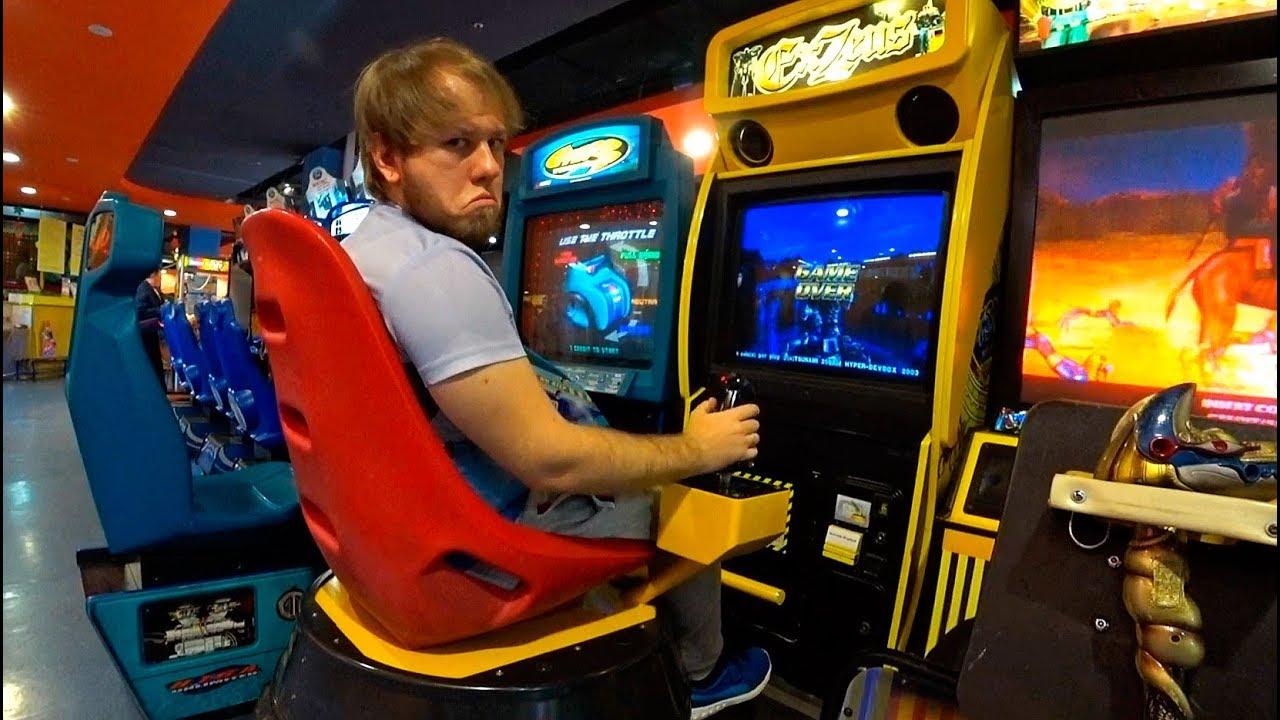 Lets Play по игровым автоматам СССР