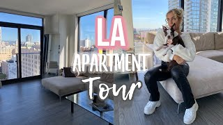 MY LA APARTMENT TOUR