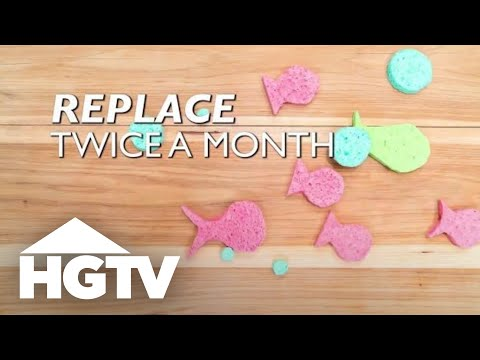 When to Clean and Replace Your Cleaning Supplies - HGTV