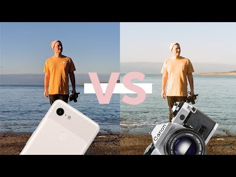 Pixel 3 Camera VS Canon AE-1 | Analog 35mm Film Camera!