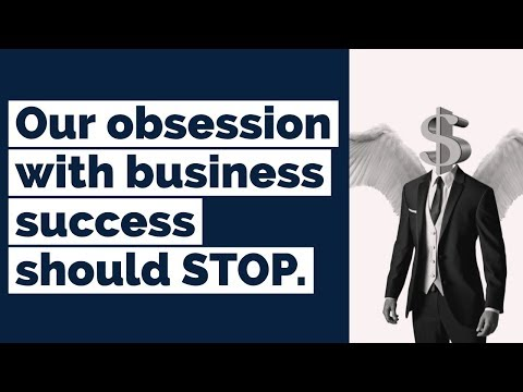 Our obsession with building successful small businesses should stop