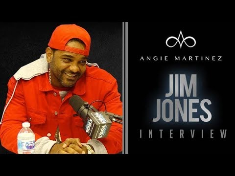 Jim Jones Talks Reconciling w/Cam'ron + Trolling 50 Cent, Supreme & Mase