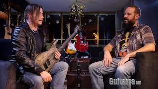 TONIO RUIZ en Revista GuitarraMX