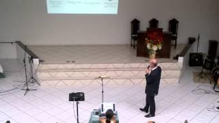Semana Teológica 2015 - Rev Ageu - Palestra 4 - parte 3/3