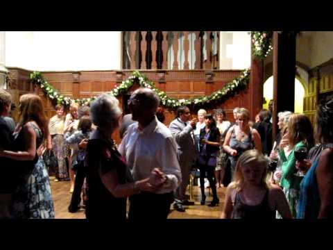 Ian & Caroline's first dance to ELO's Need her Love performed by Firefly