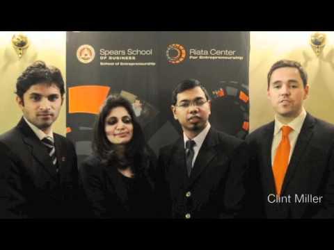 Plasma Bionics - 2012 Riata Business Plan Competition, 3rd Place