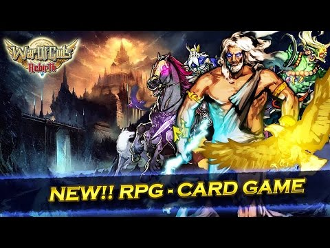 War of Gods : Rebirth Gameplay IOS / Android | PROAPK