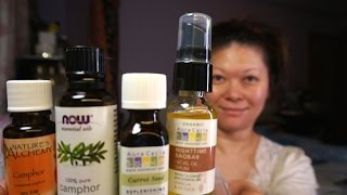 Oil for my night skincare 2015