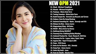 New Tagalog Songs 2021 Playlist - New OPM Love Songs 2021 - This Band, Juan Karlos, Moira Dela Torre