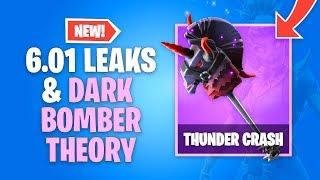 New Fortnite Leaks & Updates! Thunder Crash (Patch v6.01)
